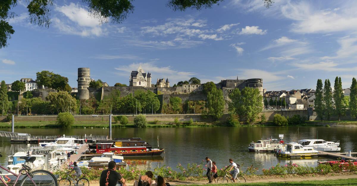Visiter la ville d angers en une journ e destination angers tourisme office de tourisme - Angers office du tourisme ...