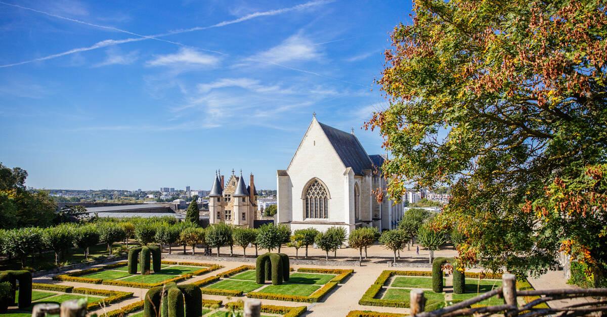 Ch teaux et patrimoine destination angers tourisme office de tourisme - Angers office du tourisme ...