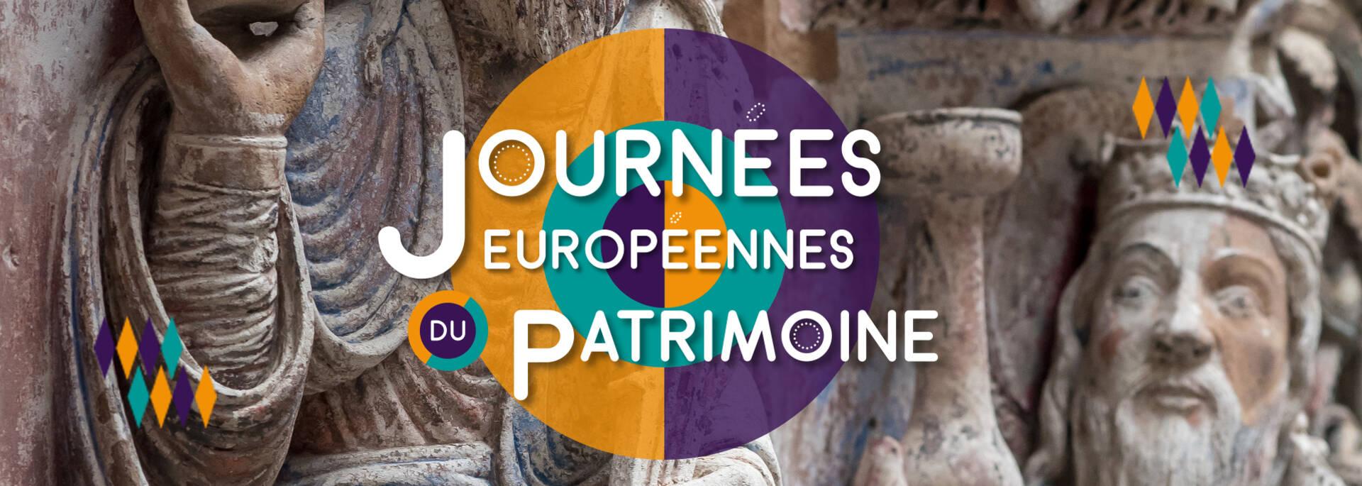 Journées du patrimoine Angers 2019