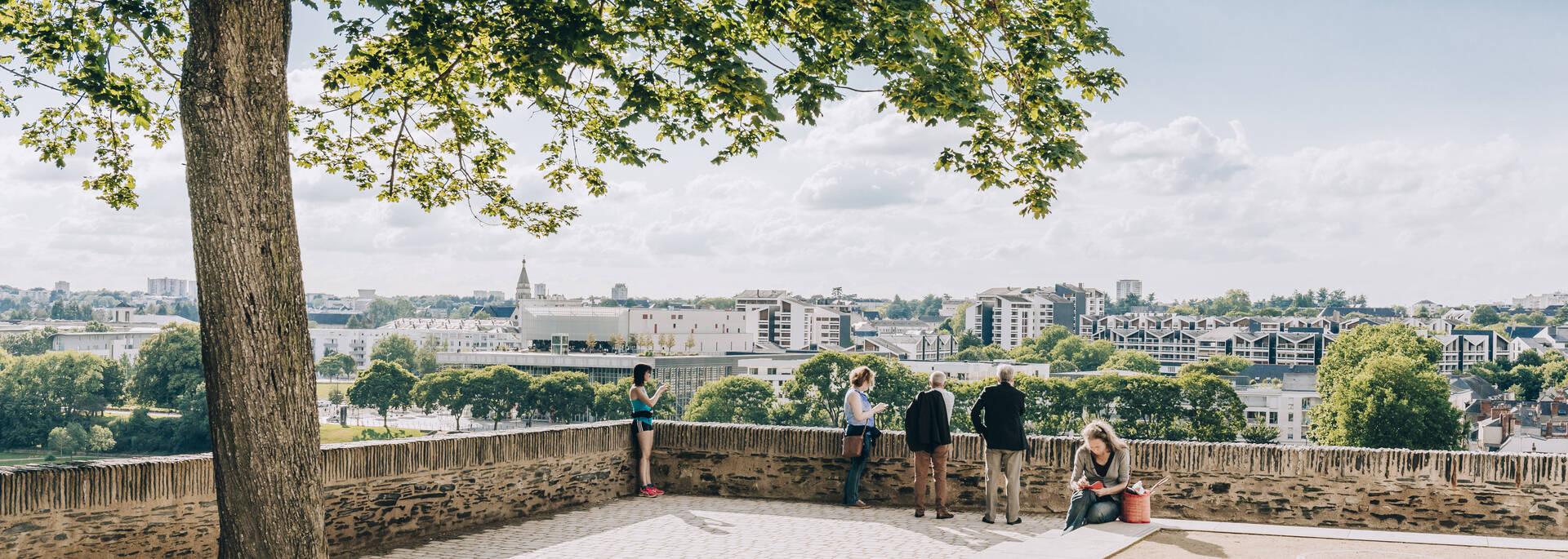 Promenade du Bout du Monde à Angers © Romain Bassenne // Destination Angers