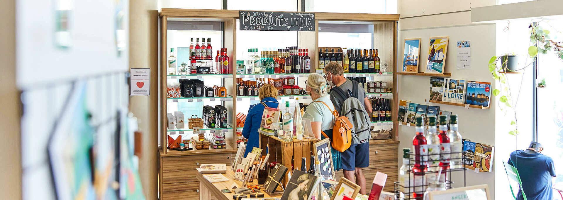 Boutique Office de Tourisme - Angers