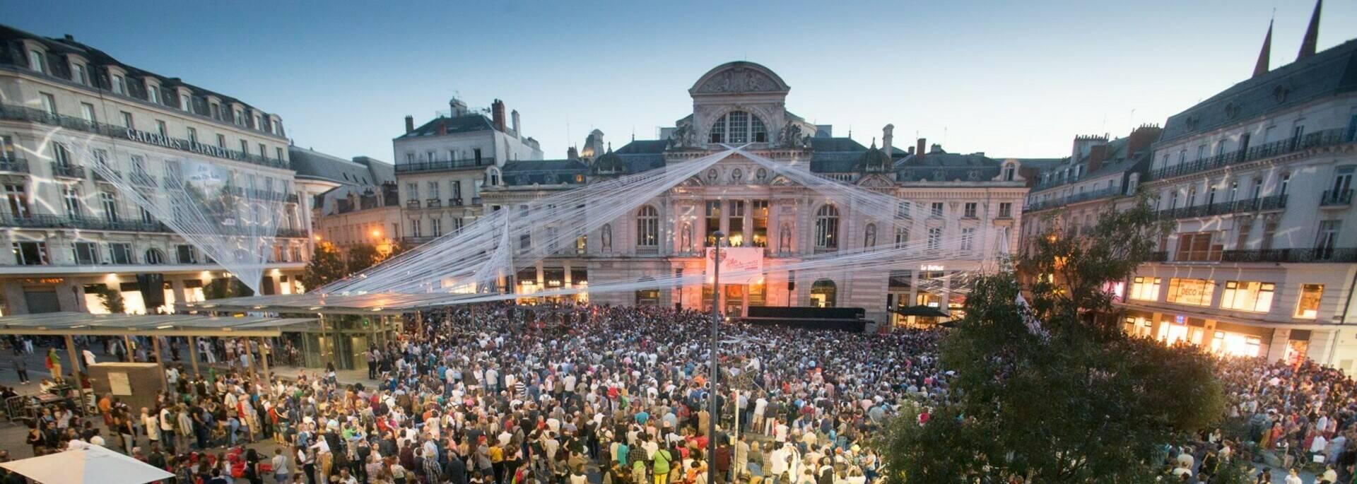 Place du Ralliement, Angers