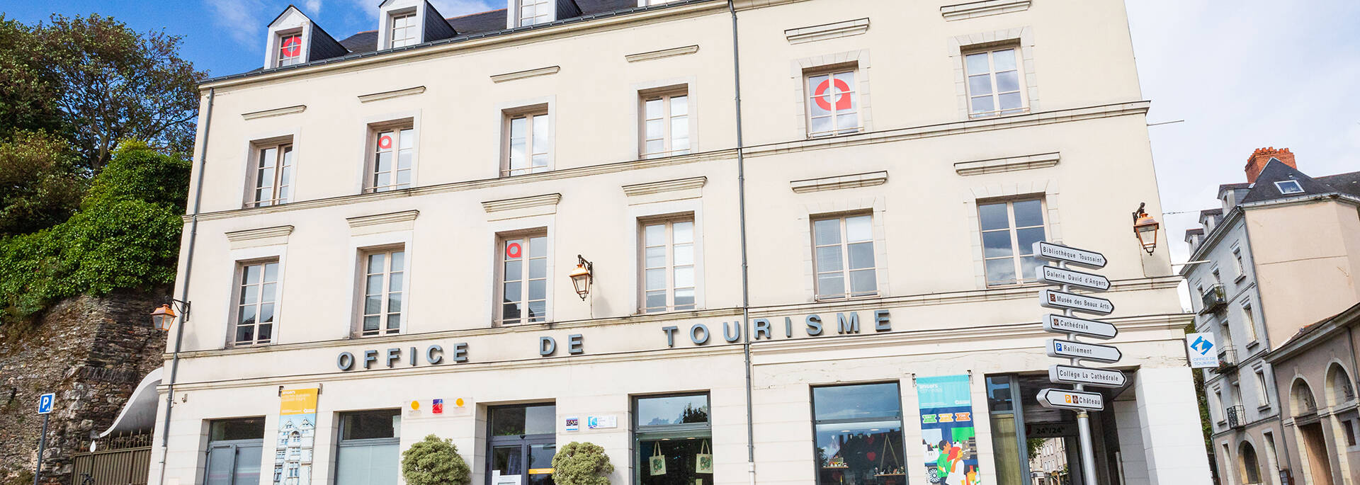 Angers Tourist Office