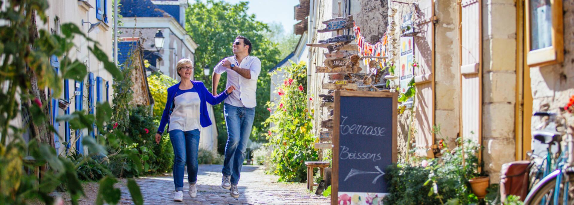 Villages typiques - Angers - France © les conteurs