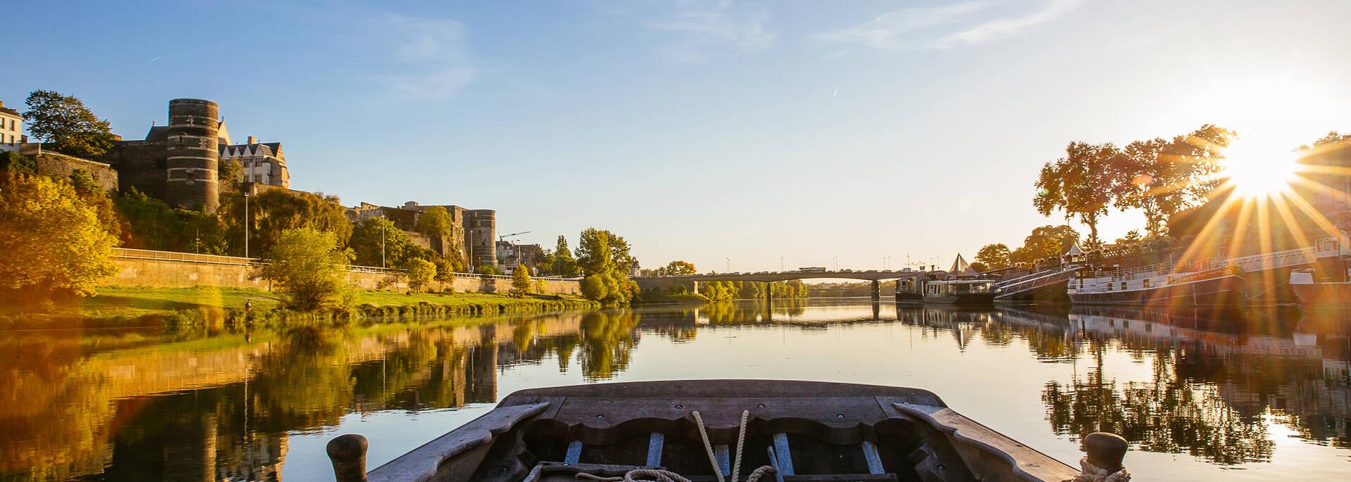 Les sites de visites avec le City Pass Angers © Les Conteurs