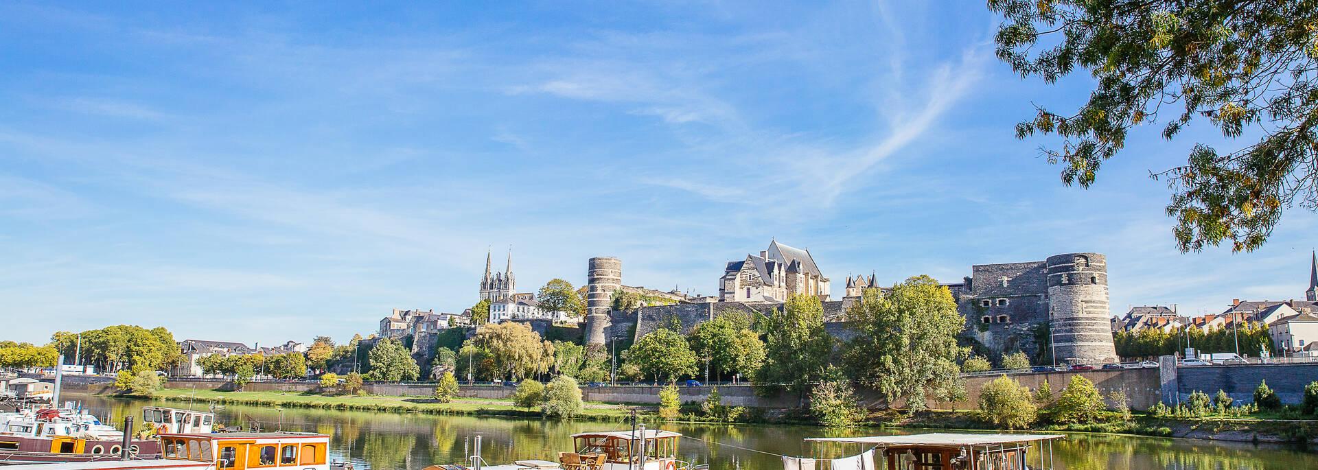 Visitez Angers lors d'une sortie en groupe © Les Conteurs