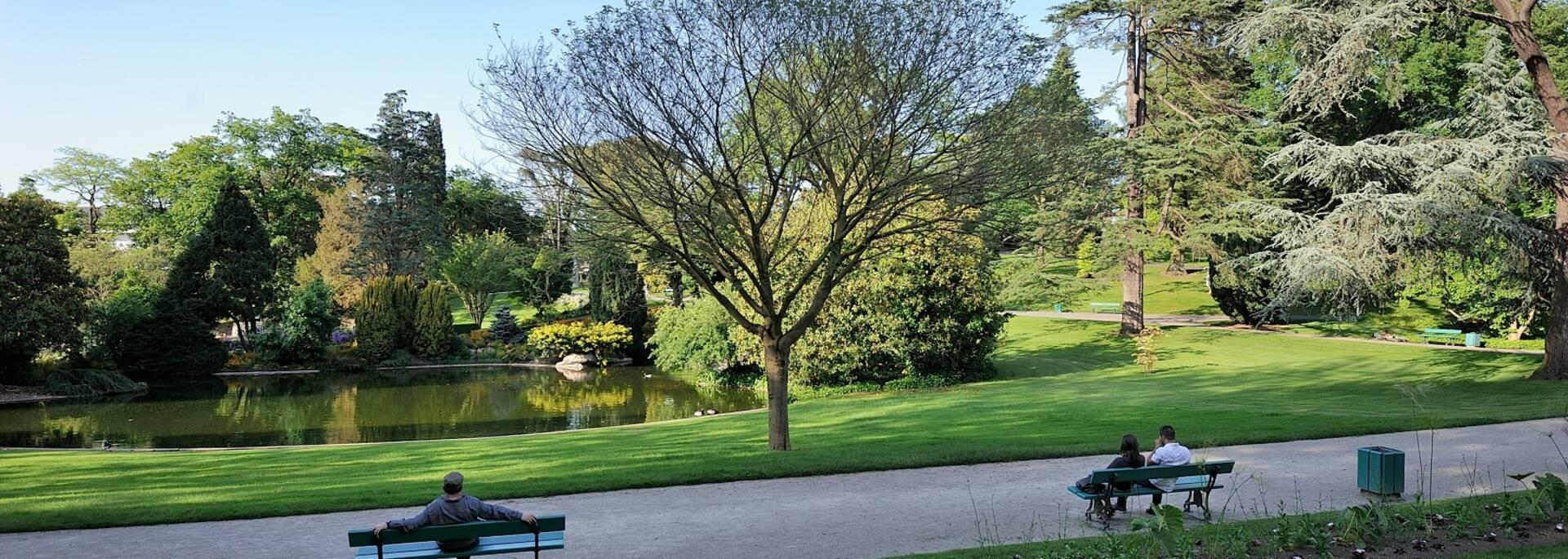Parcs et jardins d'Angers - Jardin des plantes © Jean-Sébastien Évrard