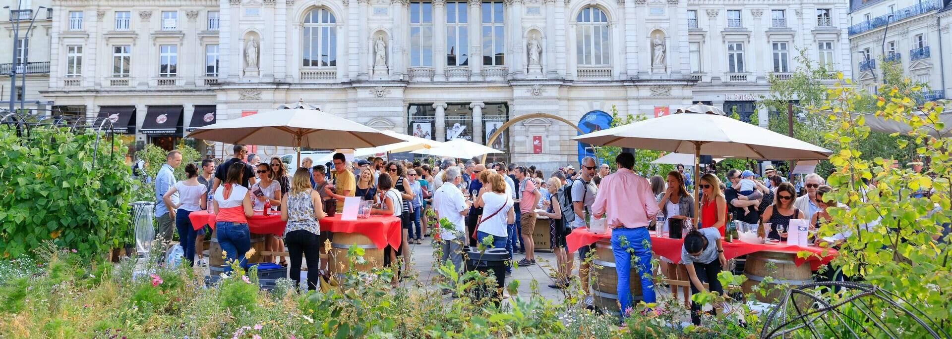 Soirées dégustation à Angers © Destination Angers