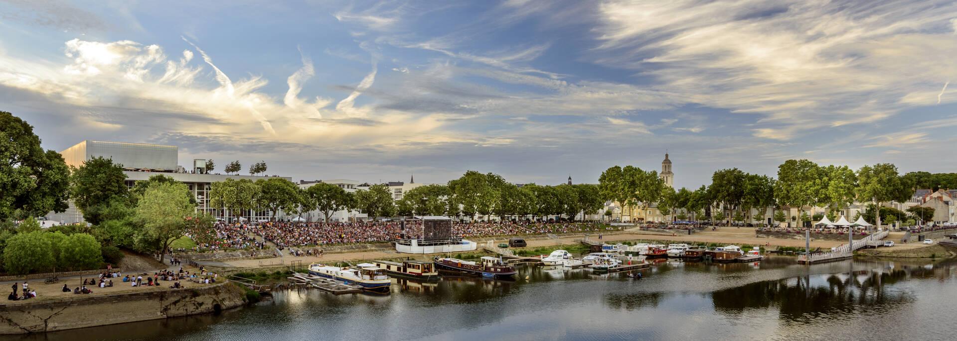 Agenda et événements à Angers - Tempo Rives
