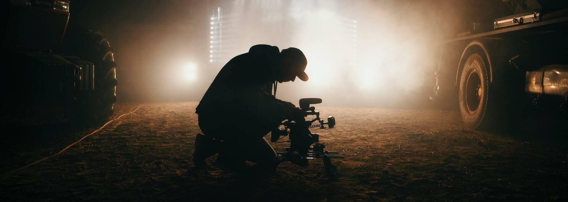 Cinéma, les films tournés à Angers, scène de tournage