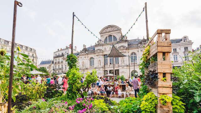 Billetterie Angers - Visites guidées, soirées dégustations, visite du grand théâtre... © Christophe Martin