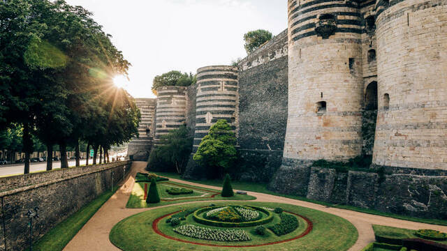 Angers Castle © Romain Bassenne