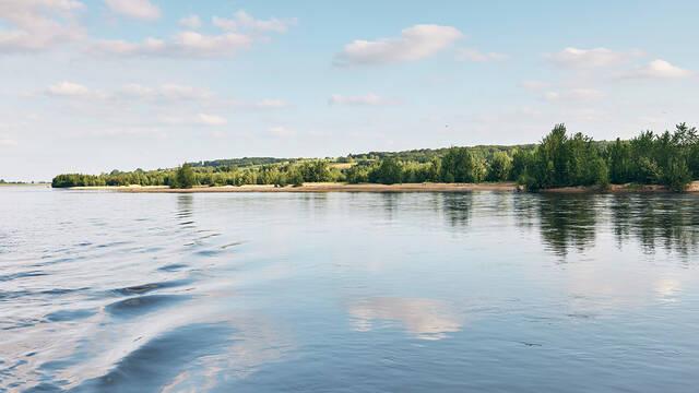 Exploration en bord de Loire