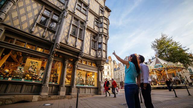 Journées européennes du patrimoine à Angers © Les Conteurs