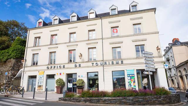 Passez-nous voir à l'Office de tourisme d'Angers © Destination Angers