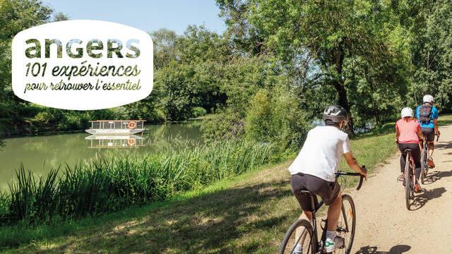 Sortie Angers Gravel Tour dans les basses vallées angevines
