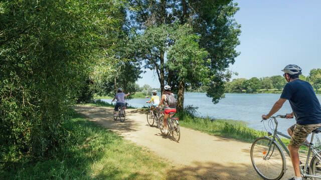 Itinéraires à Vélo à Angers © Christophe Martin