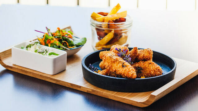 Vente à emporter des restaurants à Angers