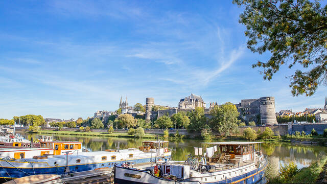 Visit Angers in group © Les Conteurs