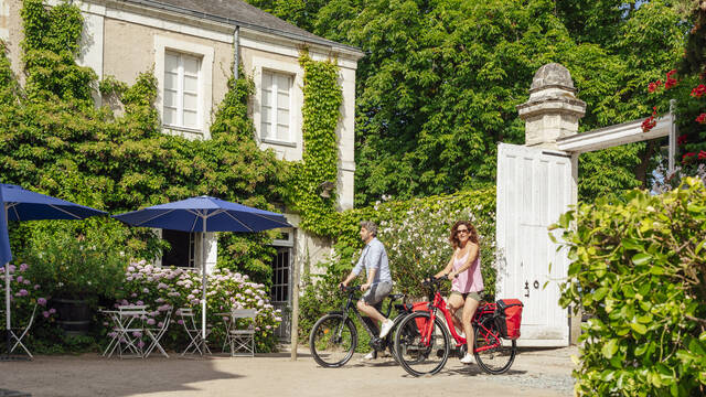 Bike-friendly accommodation
