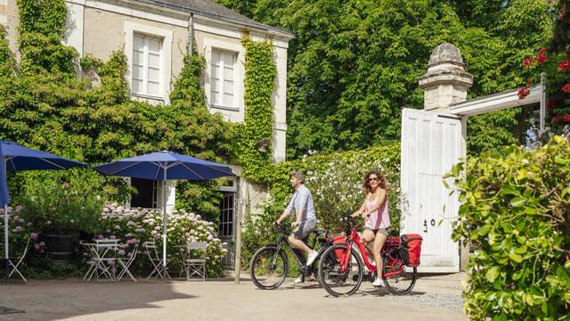 Alojamiento apto para bicicletas