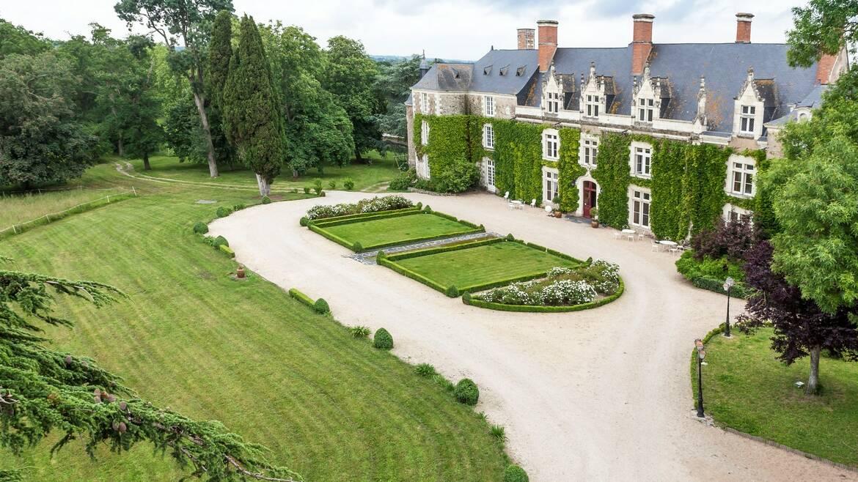 Week-end au Château de l'Épinay - Angers © Jean-François Dréan