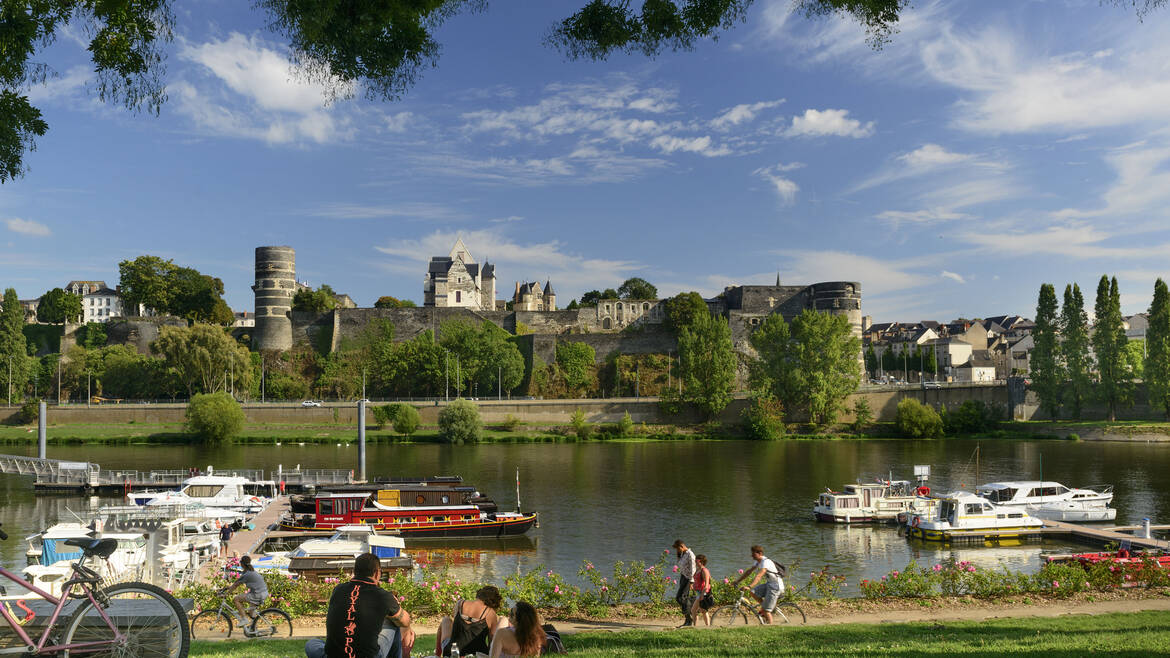 Visiting Angers in a day