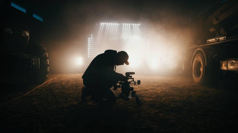 Tournage d'un film à Angers © Jon Flobrant