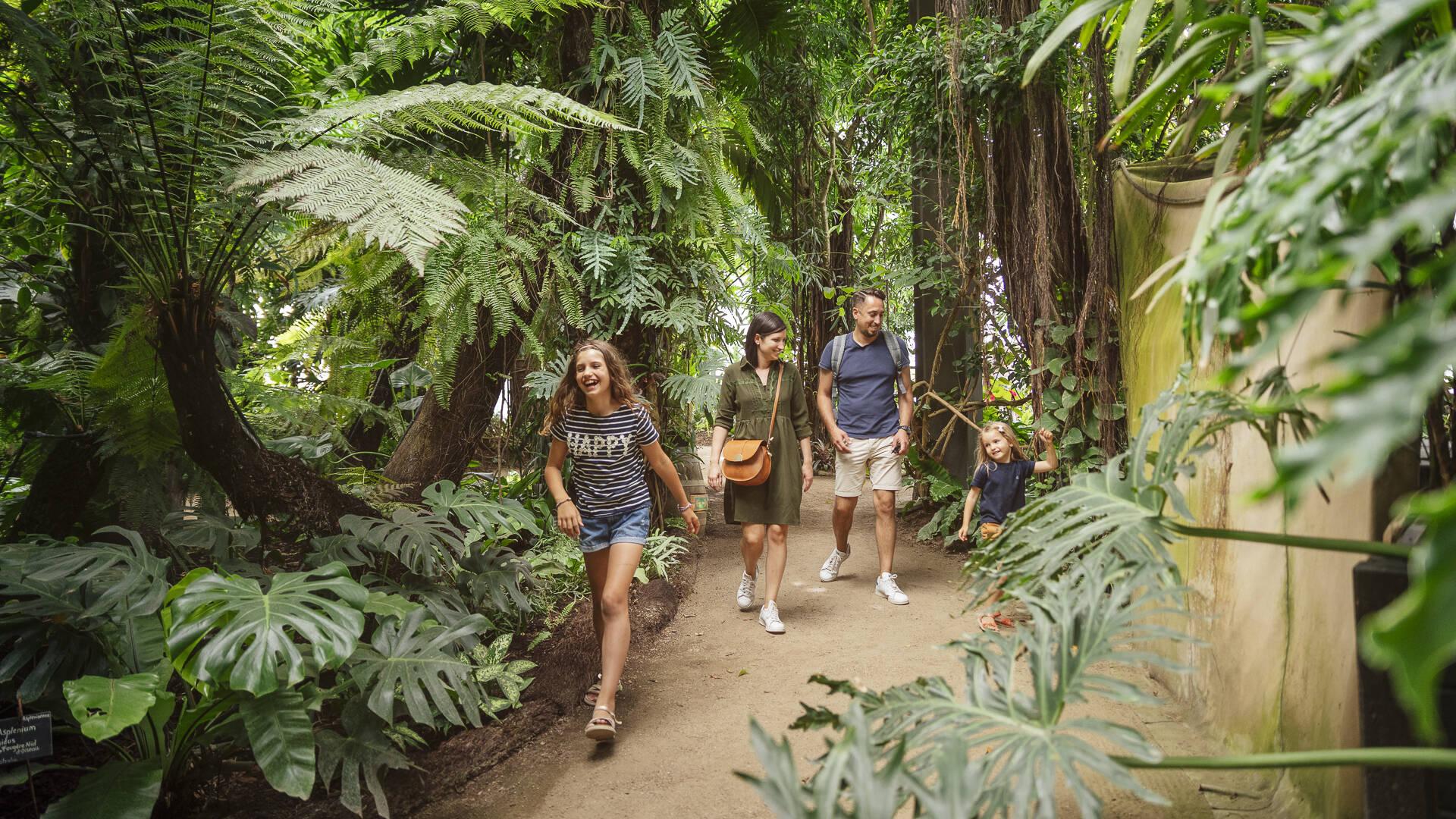 Terra Botanica avec les enfants