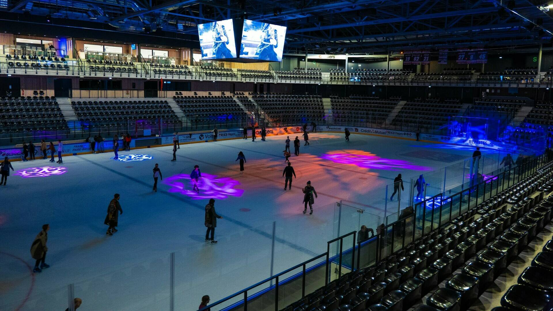 Patinoire Angers Iceparc