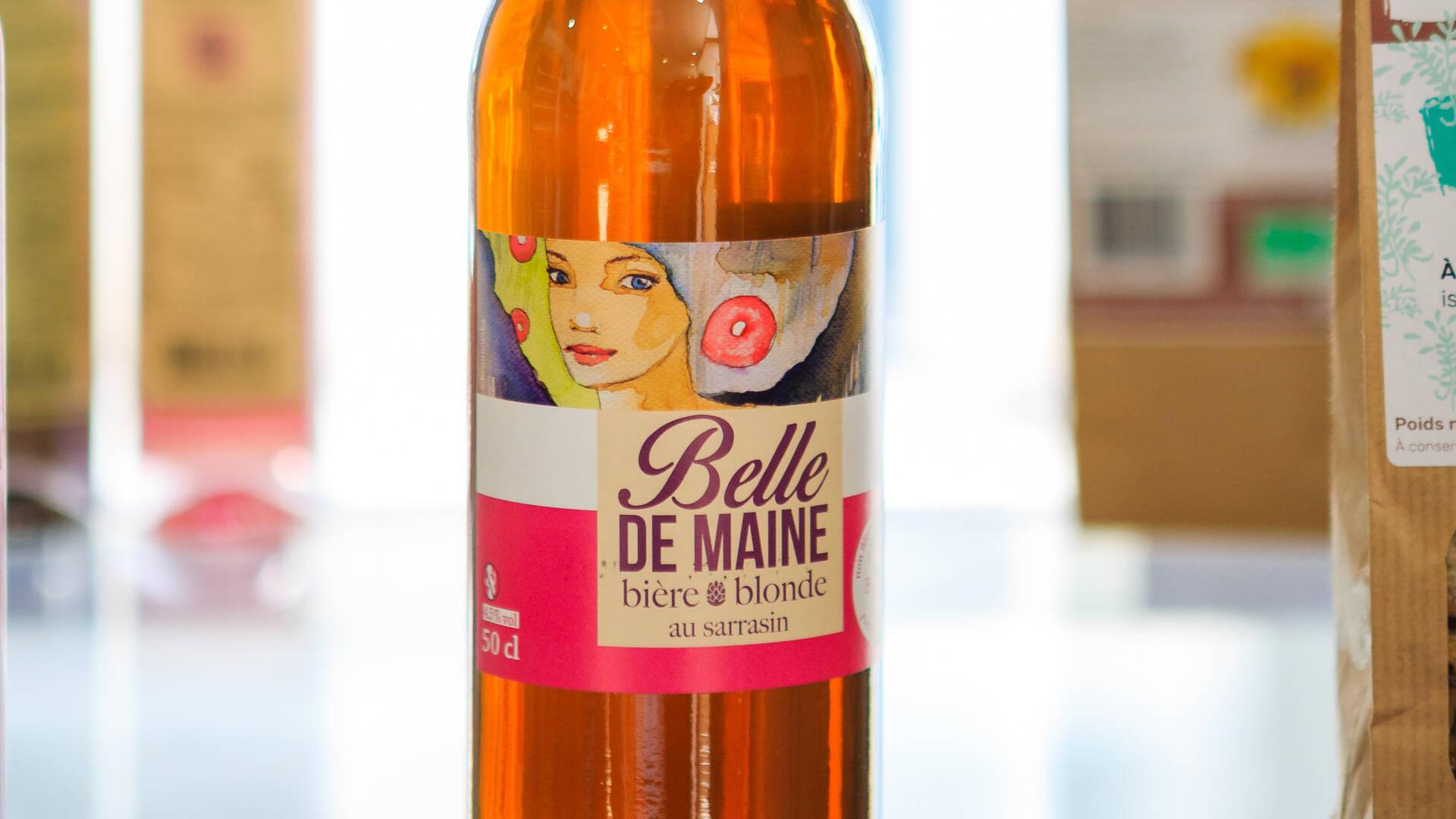 Bière Belle de Maine