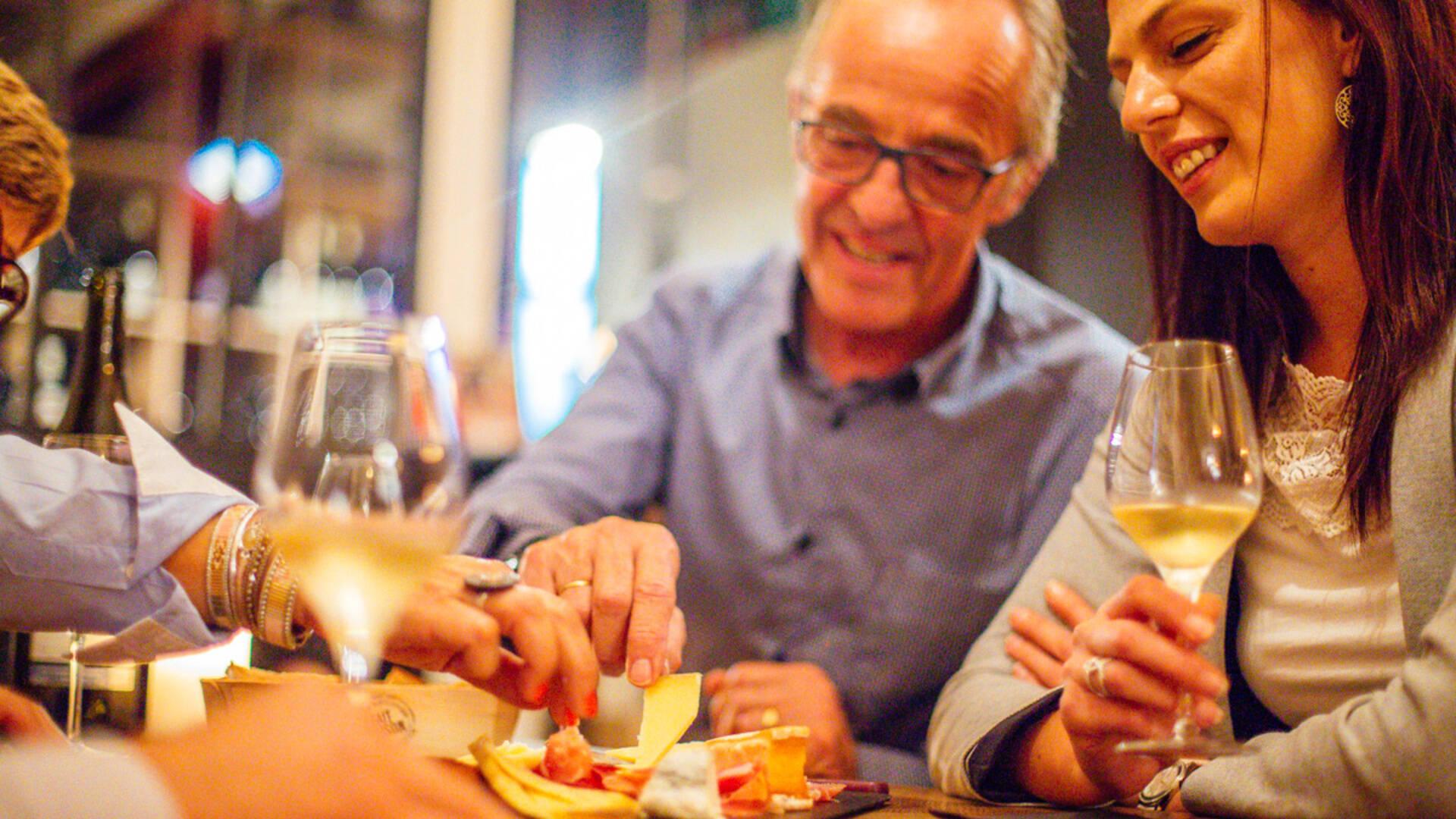 À boire et à manger, bar à vin d'Angers