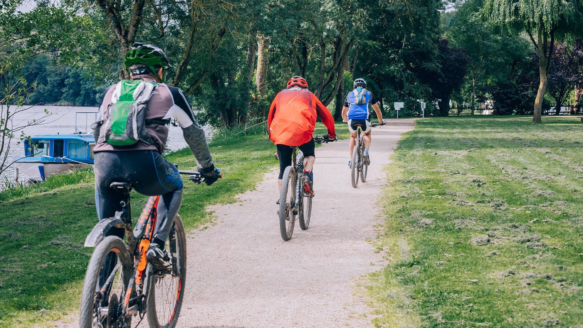 Escapade sur la Vélo Francette