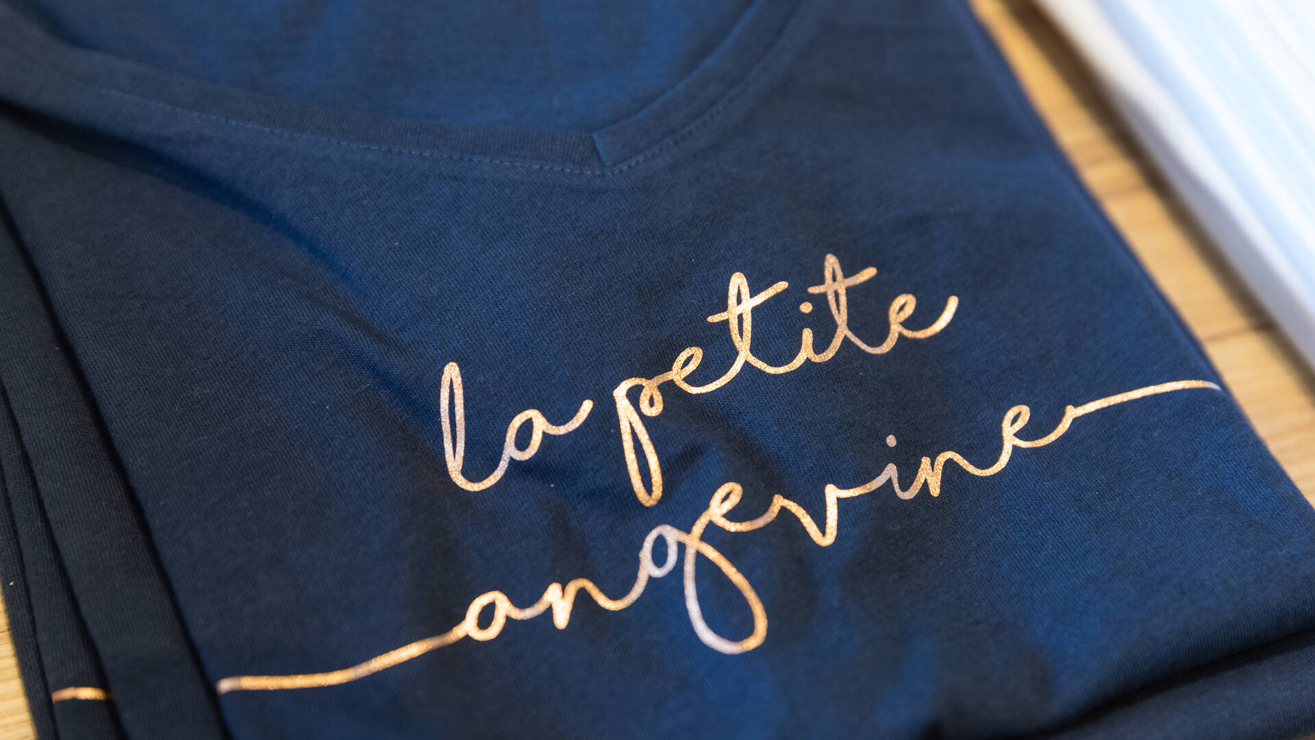 T-shirts La petite angevine idée cadeau fête des mères