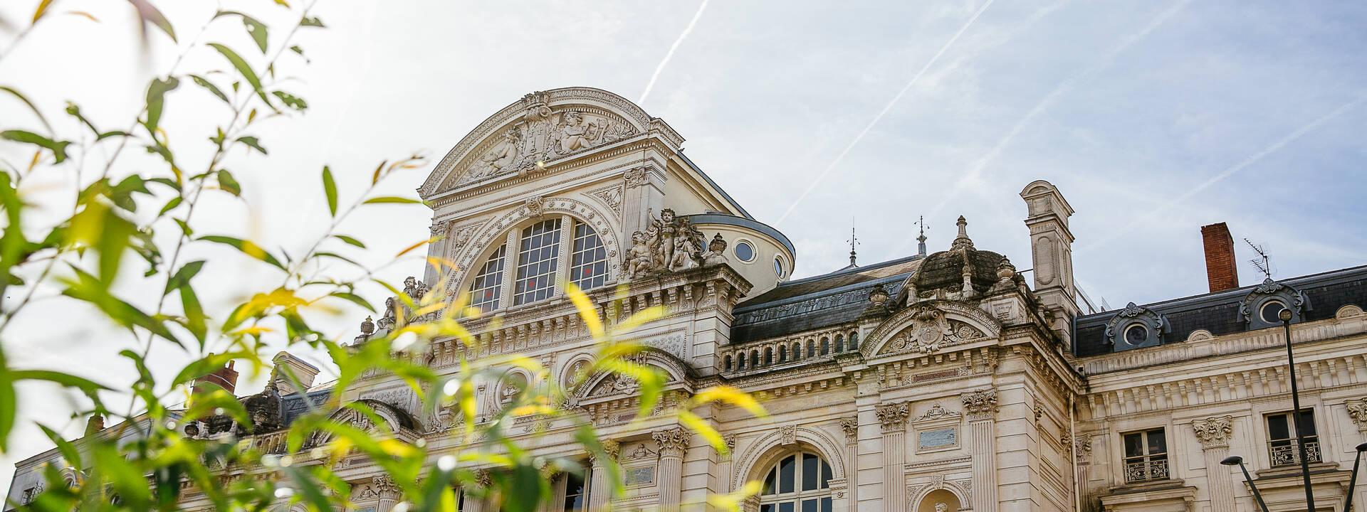 Place du Ralliement - Angers © Les Conteurs