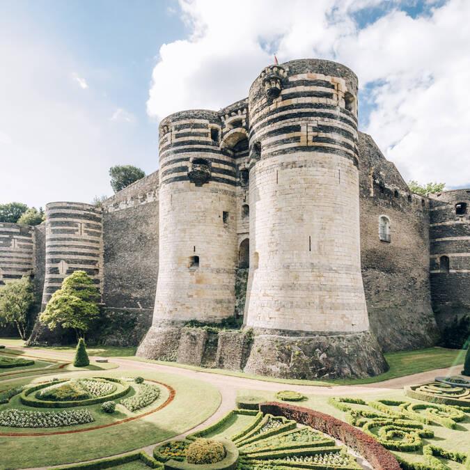 Château d'Angers © Romaine Bassenne