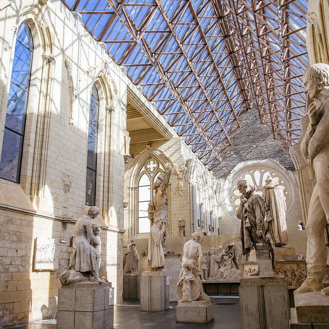 Galerie David d'Angers © Les Conteurs