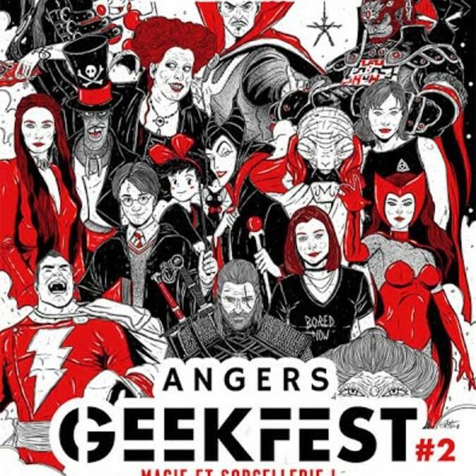 Angers GeekFest #2