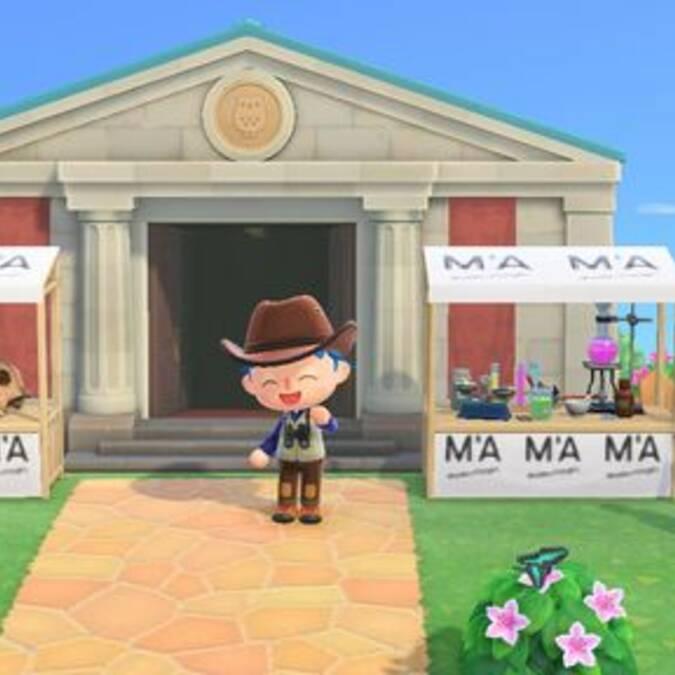 Animal Crossing - Muséum des sciences naturelles d'Angers