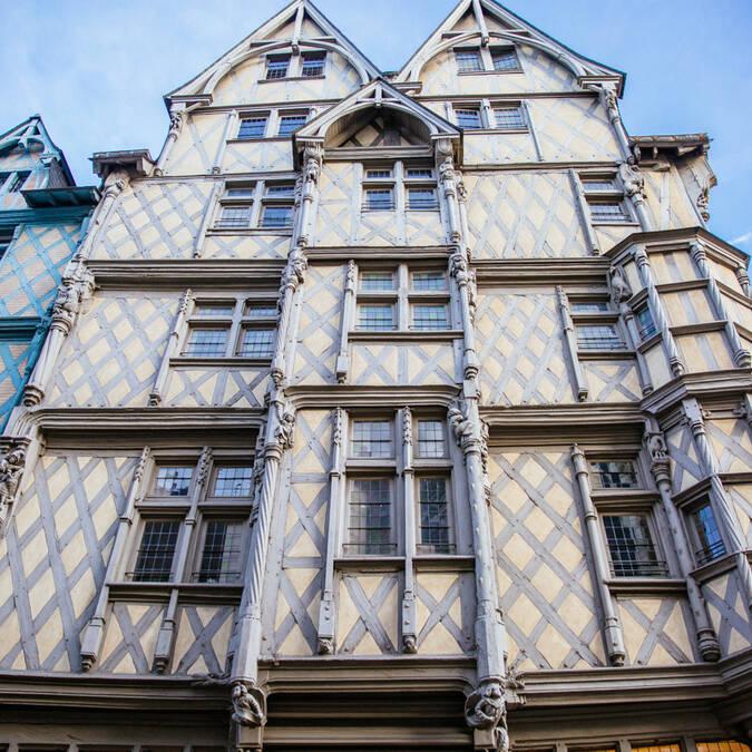 le charme d'Angers - Maison d'Adam © les conteurs
