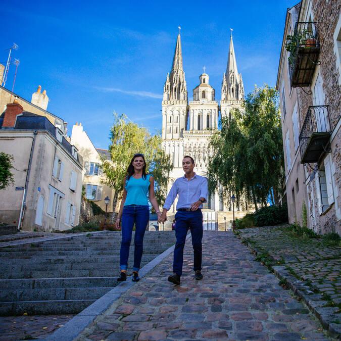 Visit of the historical center © Les Conteurs
