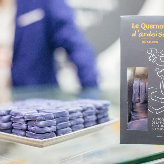 Angers speciality: The Quernon d'Ardoise - La Maison du Quernon © Les Conteurs