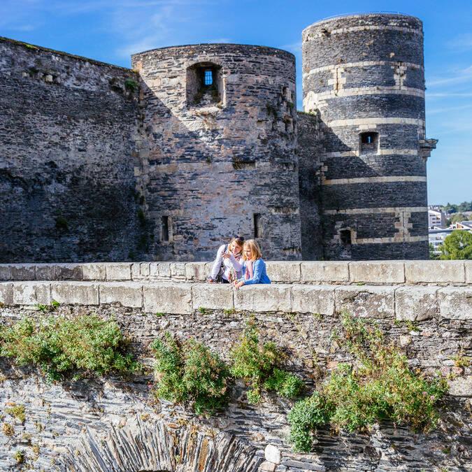 Visitez le Château d'Angers avec le City Pass © Les Conteurs