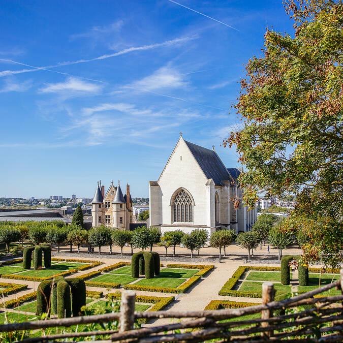Angers Castle © Les Conteurs