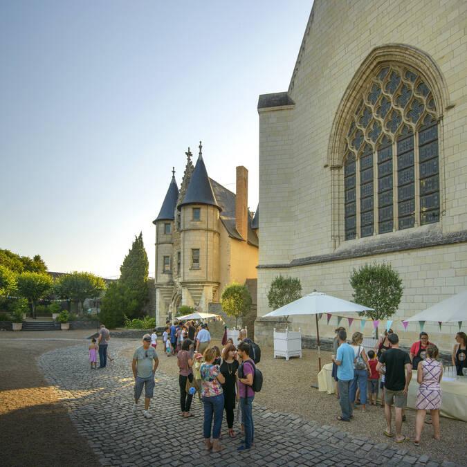 Family visit to Angers Castle © Angers Connectez-vous