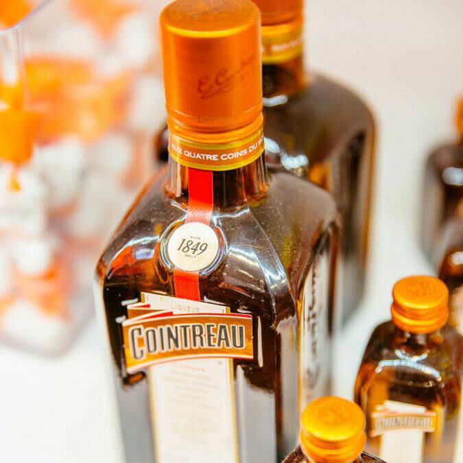 Botellas Cointreau © Les Conteurs
