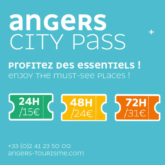 Angers City Pass
