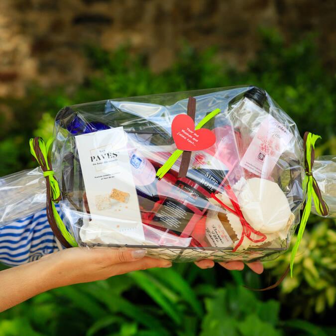 Coffret cadeau spécial Fête des mères