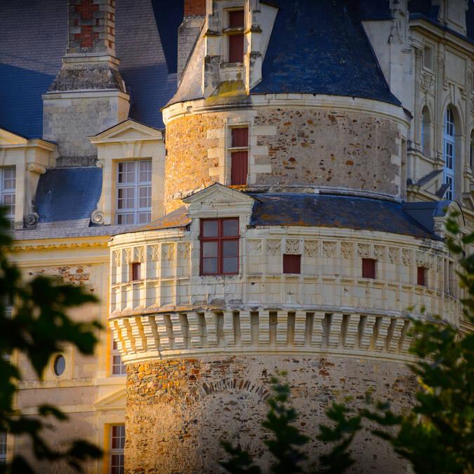 Château de Brissac © Léonard de Serres
