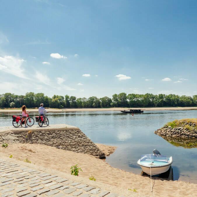 Pause vélo à La Daguenière